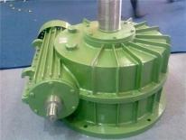 WHC系列圆弧圆柱蜗杆减速机