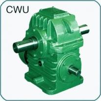 CWU系列圆弧圆柱蜗杆减速机
