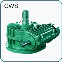 CWS圆弧圆柱蜗杆减速机